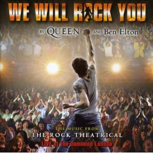 Lyrics we will rock you