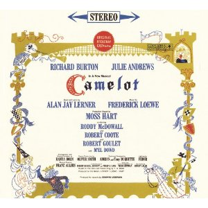 Song lyrics to Camelot broadway musical