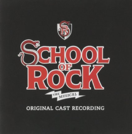 Songs from Broadway musical School of Rock with Lyrics