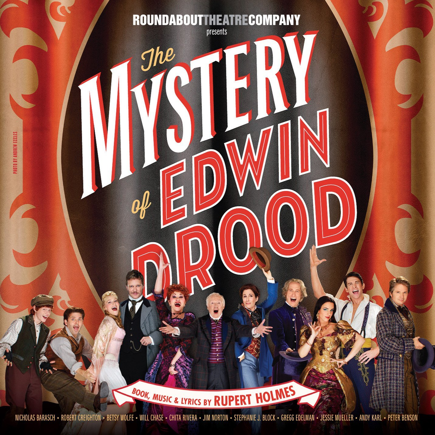 Lyrics to The Mystery of Edwin Drood Songs