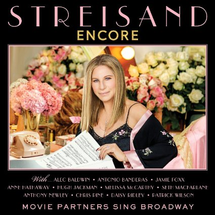 Encore: Movie Partners Sing Broadway songs lyrics