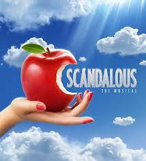 Lyrics to Scandalous musical songs