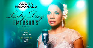 Lyrics to Lady Day at Emerson's Bar and Grill on broadway songs