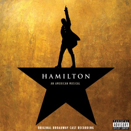 Songs from Broadway musical Hamilton with Lyrics